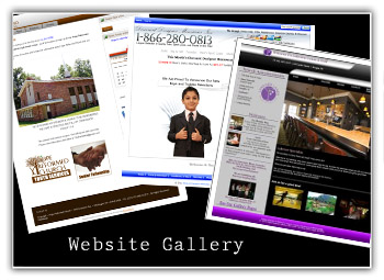 Please Click Here To View The Golliver Media Website Sample Portfolio